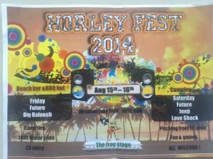 Horley Fest 2014