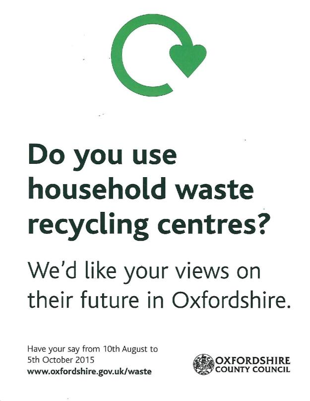 15 08 01 waste strategy consultation poster