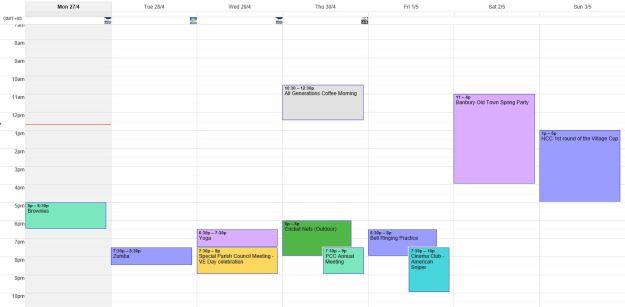 THV calendar week.c 27.4.2015