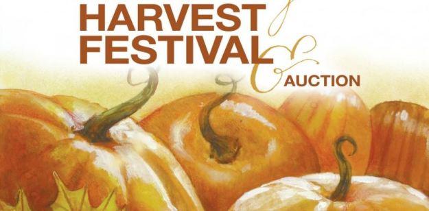 harvest festival auction