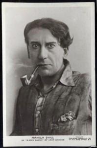 Franklin Dyall