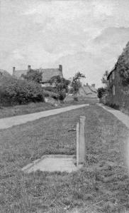 Water tap outside Chapel Cottage 1930s cWm Gunn 2013