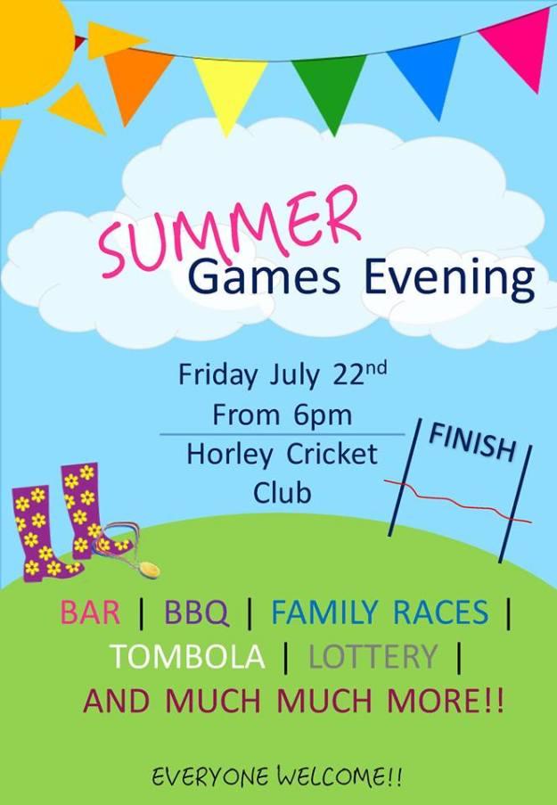 HHC Summer Games